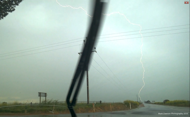 A video screen grab of a bolt approx 1.5-2km away.
